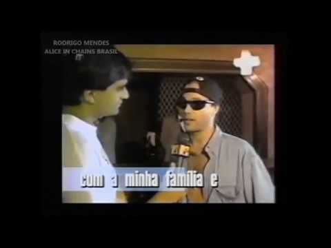 Mike Starr explains why he left Alice in Chains - 1993 Interview with MTV Brazil