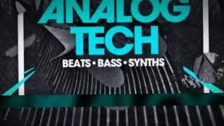 Deep Analog Tech - Tech House Samples Loops - By Loopmasters