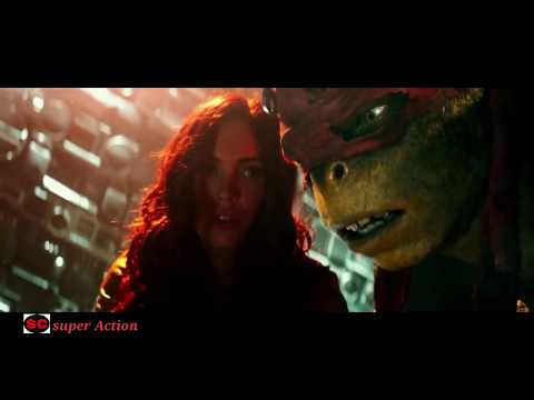 Ninja Turtles Short Action In Hindi