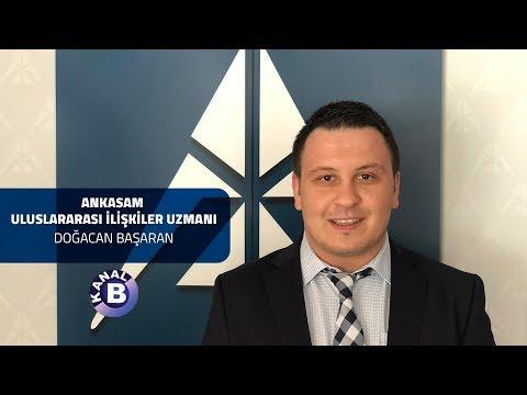 ANKASAM Uluslararası İlişkiler Uzmanı Doğacan BAŞARAN Kanal B'de (08.11.2018)