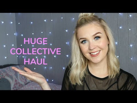 HUGE COLLECTIVE HAUL - PrettyLittleThing, ASOS, Topshop, River Island & more | Hannah Ferguson
