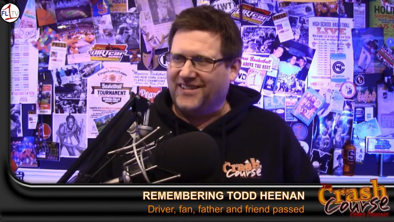 CRASH COURSE #339: Remembering Todd Heenan, other odds and ends (podcast)