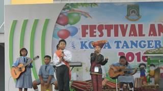 """Dago Inang Sarge"" SDN Sukasari 4 Tangerang"