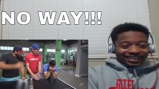 Best of Dude Perfect | 2016 (REACTION/REVIEW)