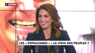 Jean Messiha dans Les Voix de l'info  le 29/10/2018 partie 2