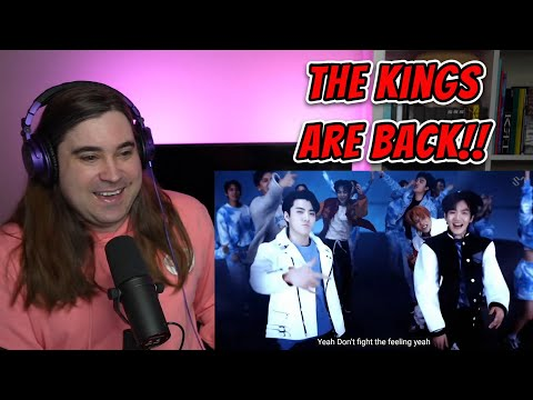 MY 1ST COMEBACK!   REACTING TO EXO 엑소 'Don't fight the feeling' MV!