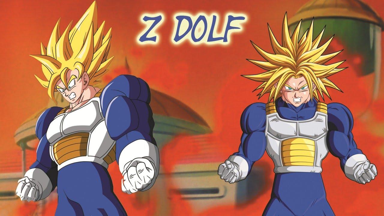 Que hubiera pasado si goku y trunks perfeccionaban el ssj - San goku super saiyan 5 ...