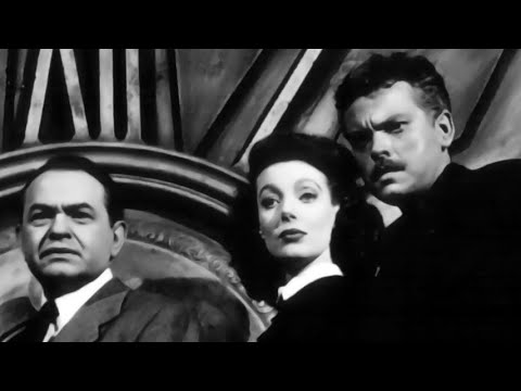 The Stranger (1946) ORSON WELLES
