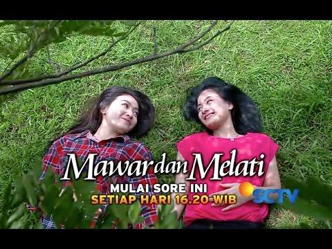 Mawar dan Melati, Mulai Sore Ini di SCTV