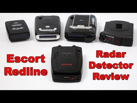 Escort Redline Review: The Long Range King