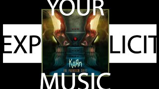 KoRn - The Paradigm Shift - FULL ALBUM - With Lyrics