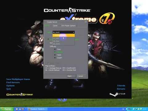 Counter Strike Extreme V7 Gameplay Download (İNDİR)