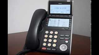 How to Adjust the Ring Volume on SV8100 NEC Phone System