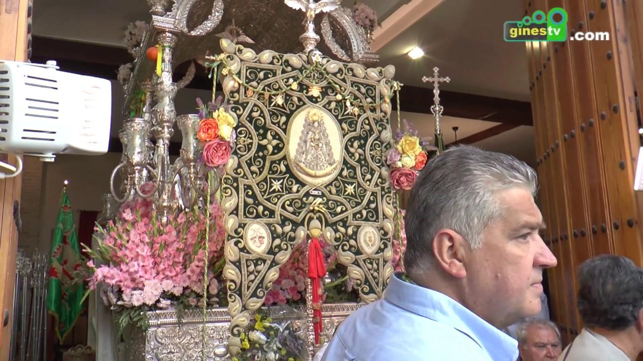El Pregón del Rocío de Gines alcanza su 50 edición este domingo en la voz de Juan Antonio Pérez Melo