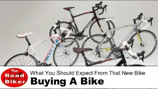 What To Expect When Buying Entry Level Road Bike.