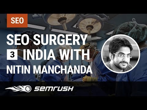 SEO Surgery in India Episode 3