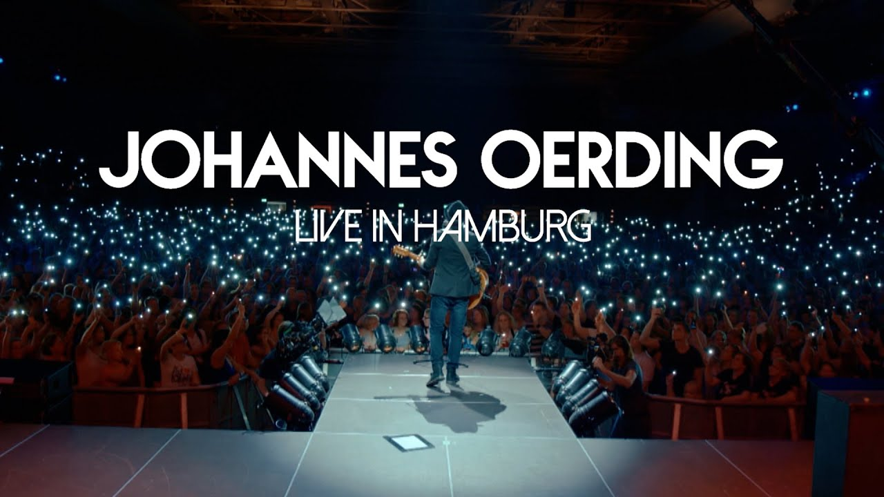 Johannes Oerding Hamburg