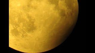Lunar Eclipse 2017 (Mega Zoom)