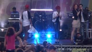 Crush &amp Alexandra Ungureanu &amp Keo &amp SkizzoSkilz &amp Rucsy (Blaxy Girls)