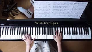 使用楽譜;月刊ピアノ2017年12月号 採譜者:安蒜佐知子 (ぷりんと楽譜...