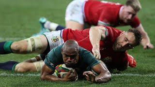 Lions Series 2021 | 2nd Test | South Africa v British & Irish Lions | Highlights