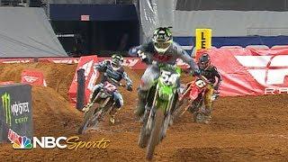 Chase Sexton dominates 250 Main Event at Arlington | Motorsports on NBC