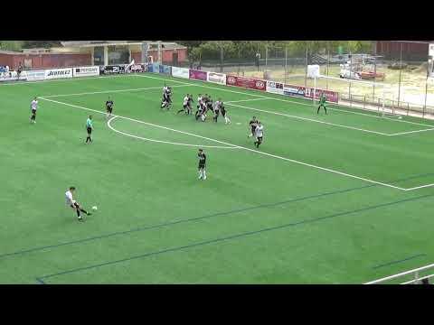 Goles Juvenil A Ourense CF 2 - 1 Pabellon CF b