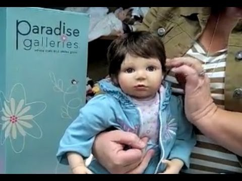 0758ff60331 Where Smiles Grow - Lifelike Baby Doll With Real