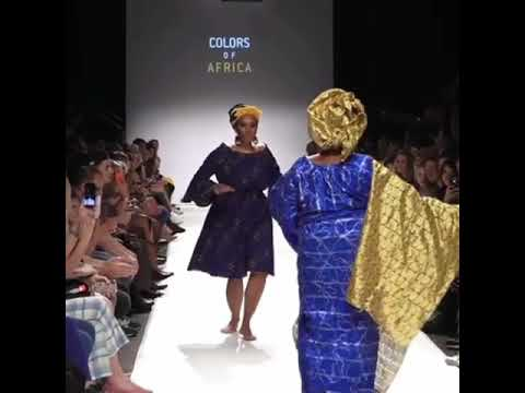 This African fashion show is lit 🔥🔥🔥