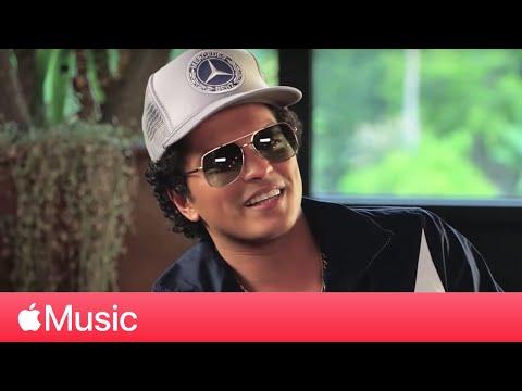 Bruno Mars on Working with Adele