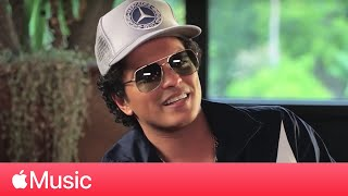 "Bruno Mars:  ""24K Magic"" and Working with Adele 