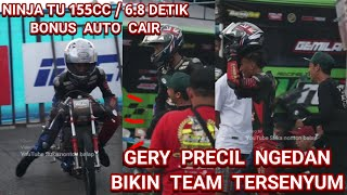 THE POWER OF NINJA TU 155CC SEMAKIN PERKASA FULL RACE - IDC SERI 1 2020