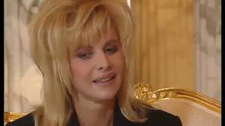 Ivana Trump Interview 1992 (Donald Trump ex-wife)