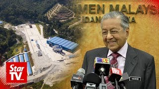 ECRL may end up costing RM130bil, says Dr M