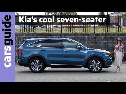 Kia Sorento 2021 review: Sport+ diesel