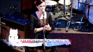 3/4 Lenka - Band Intro, Bring Me Down, Banter + The Show