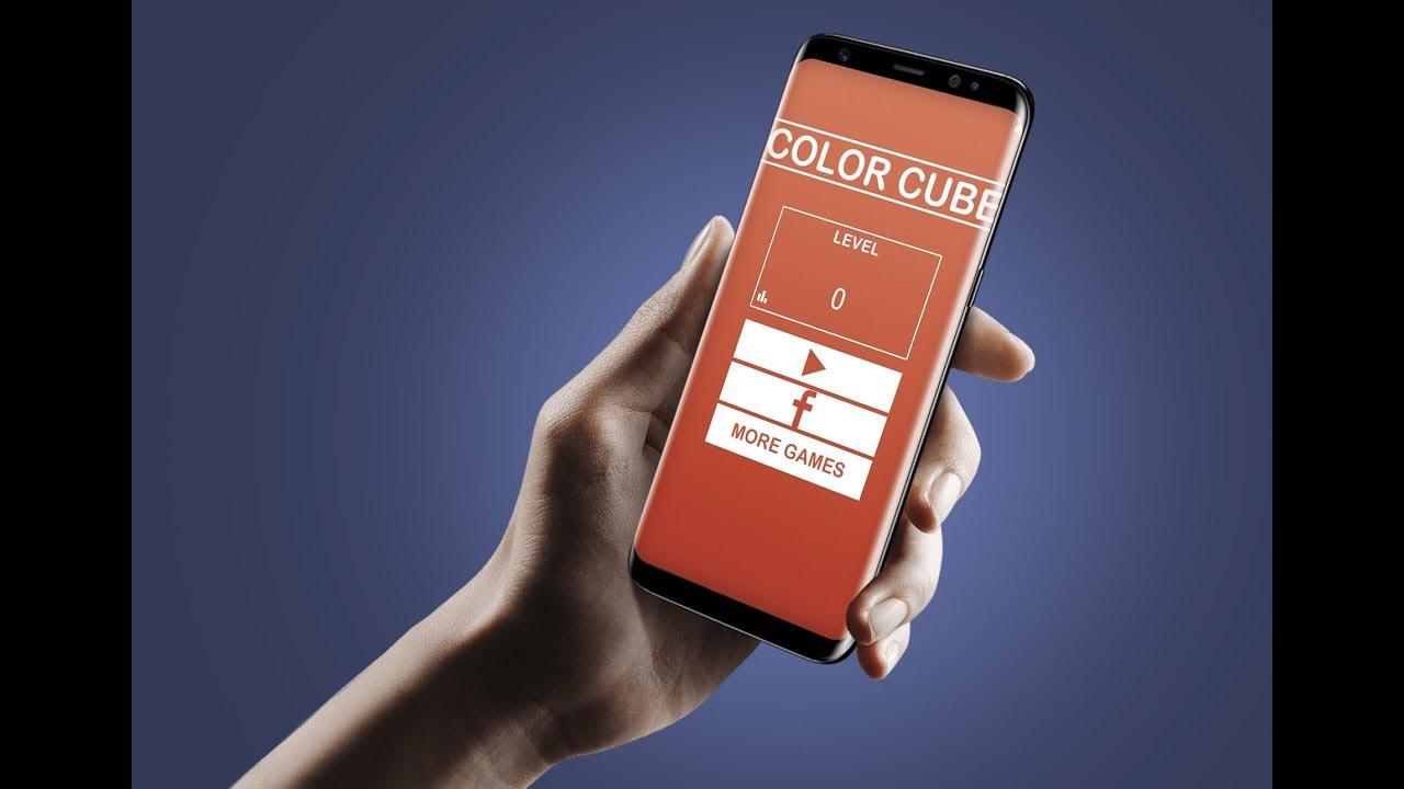New Unique Game - Color Cube