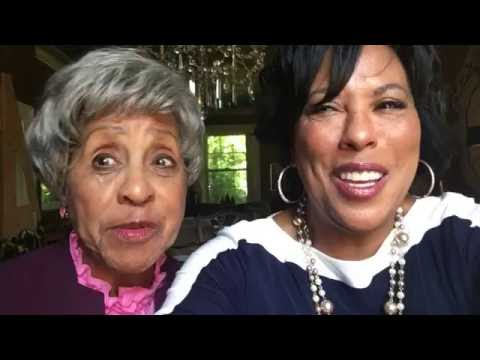 What PEACE Means to Marla Gibbs and Angela Gibbs  Let There Be Peace