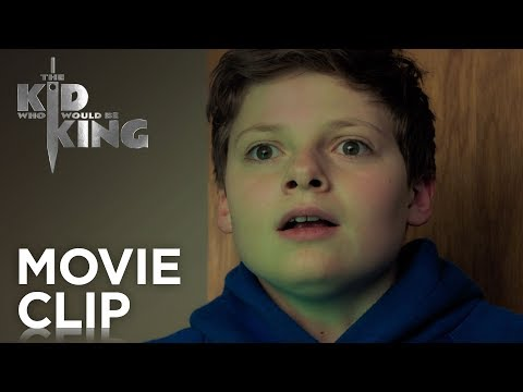 """The Kid Who Would Be King 