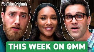 Candice Patton | This Week On GMM