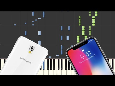 Cell Phone Music - Medley of Ringtones 2 [Sub Special] (Synthesia)   Anifuse