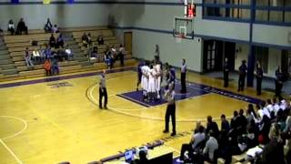 William Barber 2014 - Spalding University vs FontBonne