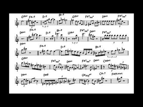 Jean-Marie - Woody Shaw''s solo transcription