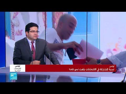 تقديرات نتائج الجولة الأولى من الرئاسيات التونسية أظهرت رغبة في الإطاحة بالأحزاب التقليدية  - نشر قبل 10 ساعة