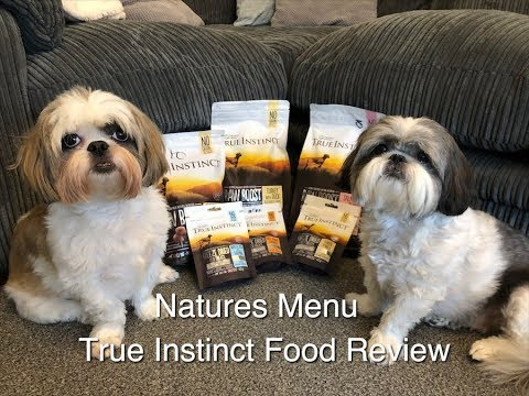 Natures Menu True Instinct Food Review