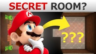 Mario Odyssey's IMPOSSIBLE Mirror Room, Why's it Here?