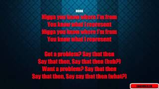 Baixar - Problem Say That Then Feat Glasses Malone Lyrics Grátis