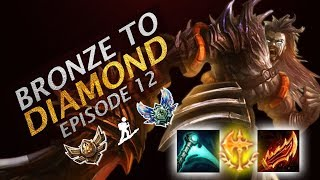 Depths of Bronze to Diamond Episode #12 | Conqueror & Guinsoo