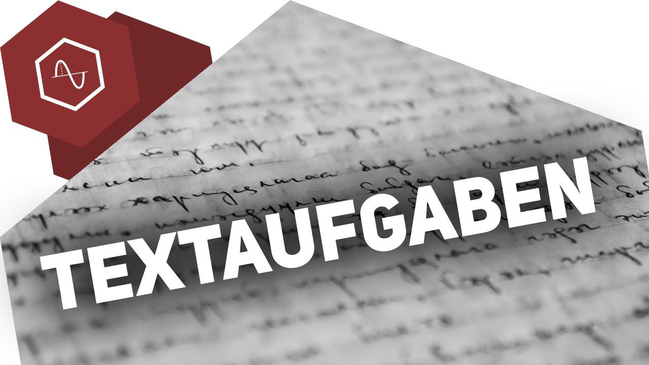 Textaufgaben einfach lösen ○ Gehe auf SIMPLECLUB.DE/GO & werde ...