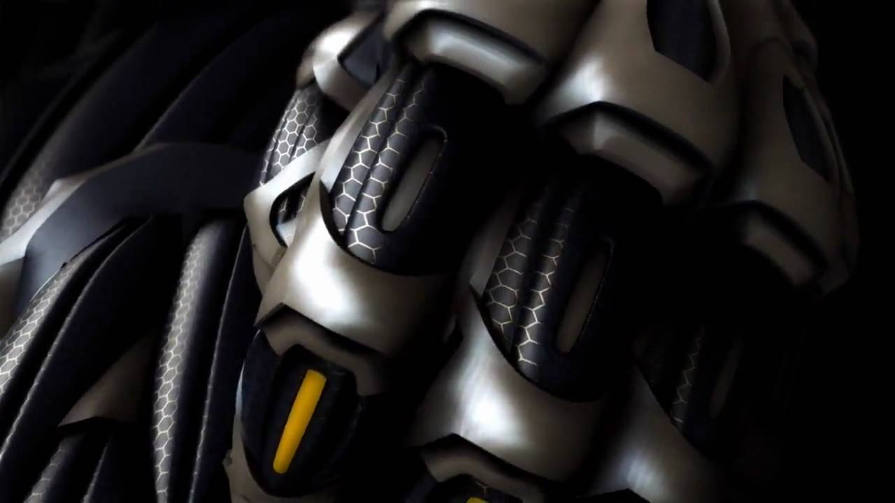Ea Crysis 2 Nanosuit 2 Trailer Youtube